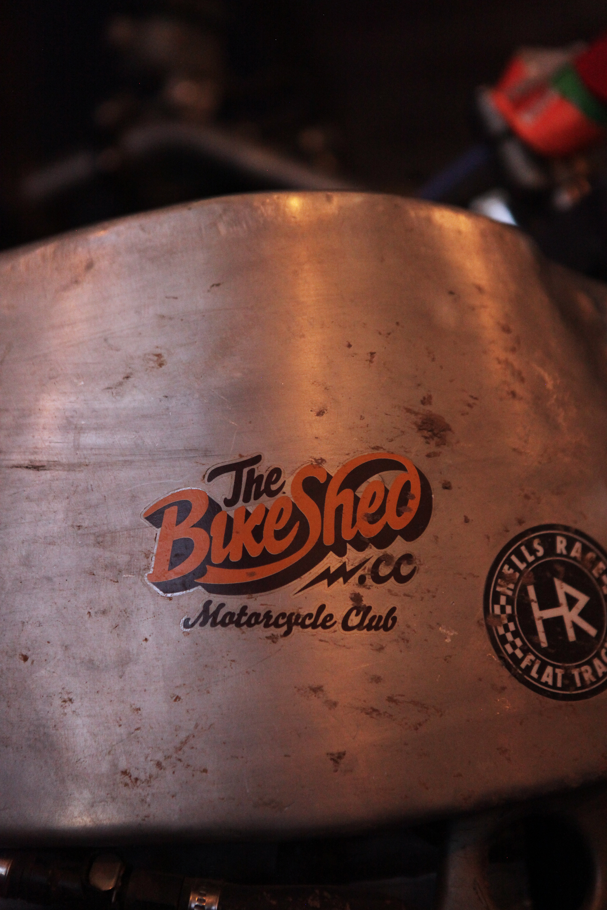 to the bones - the bike shed 28